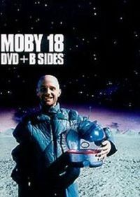 Cover Moby - 18 DVD + B Sides [DVD]